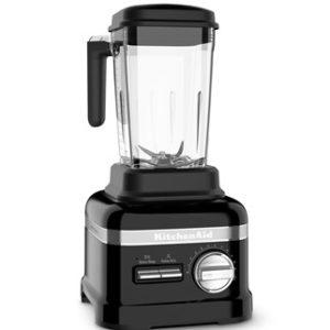 KitchenAid Artisan Power blenderi 1,65 litraa Musta