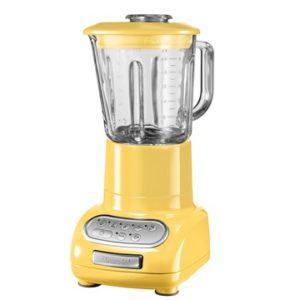KitchenAid Artisan blenderi keltainen 1,5 + 0,75 L