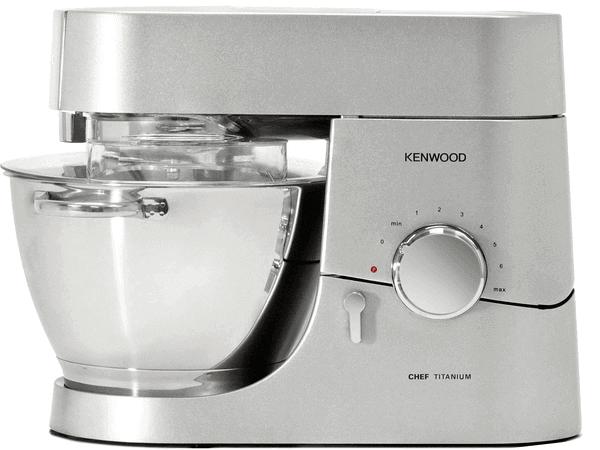 Kenwood Chef Titanium blenderi